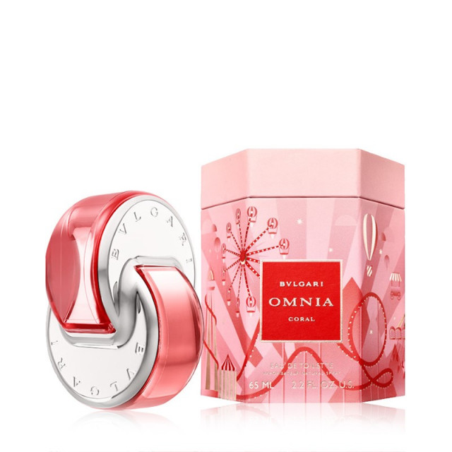 OMNIA COLLECTION - ED.LIMITATA OMNIA CORAL - EAU DE TOILETTE