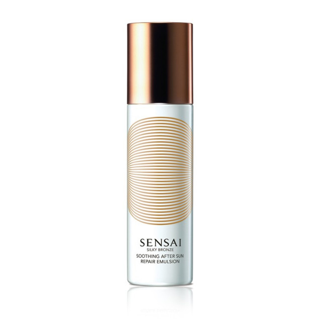 SILKY BRONZE - SOOTHING AFTER SUN REPAIR EMULSION