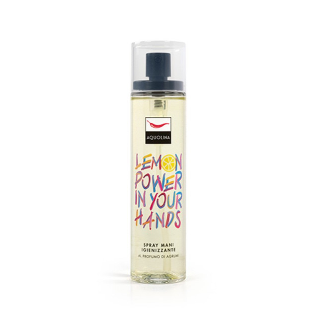 LEMON POWER - SPRAY MANI IGIENIZZANTE
