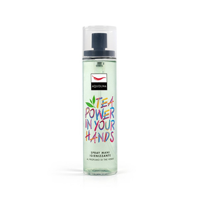 TEA POWER - SPRAY MANI IGIENIZZANTE
